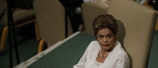 Dilma divulgará carta aos senadores e à população nesta terça-feira