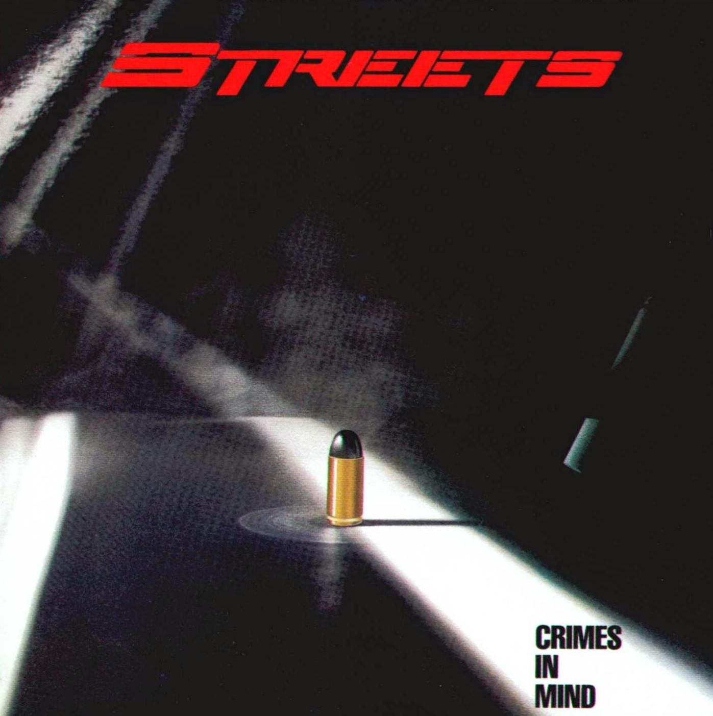 Streets Crimes in mind 1985 aor melodic rock