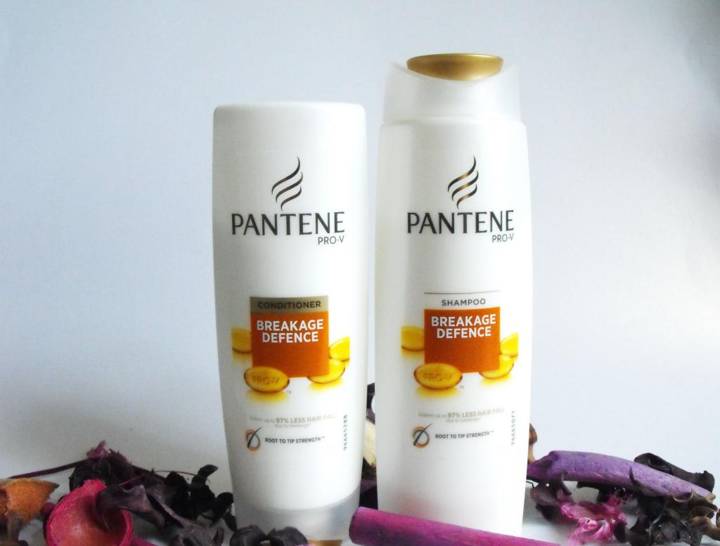 Pantene Pro V Breaking Defence Shampoo and Conditioner