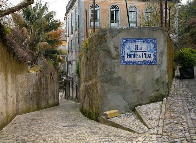Bar Fonte da Pipa em Sintra