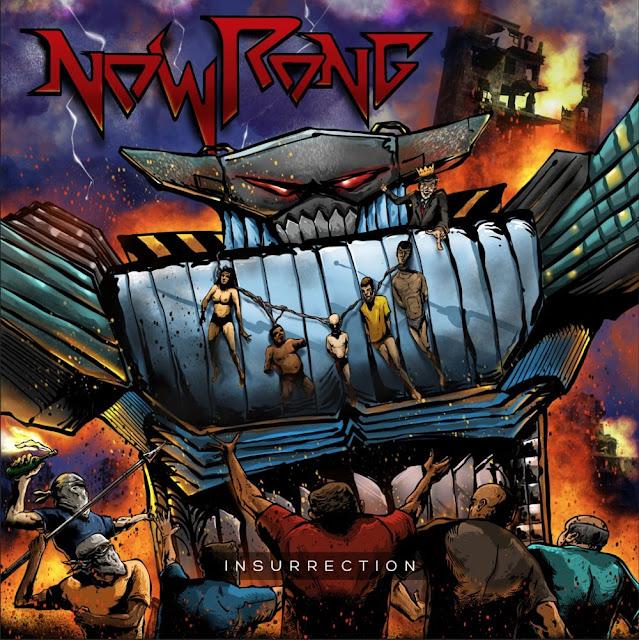 NoWrong: segundo álbum da carreira, 'Insurrection', está disponível em formato digital