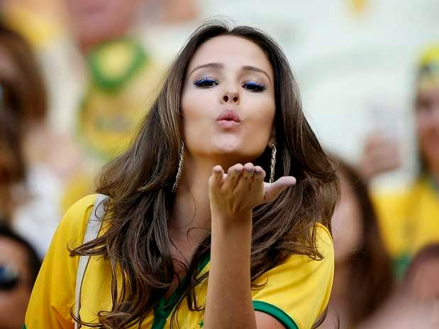 Beautiful Women from Brazil