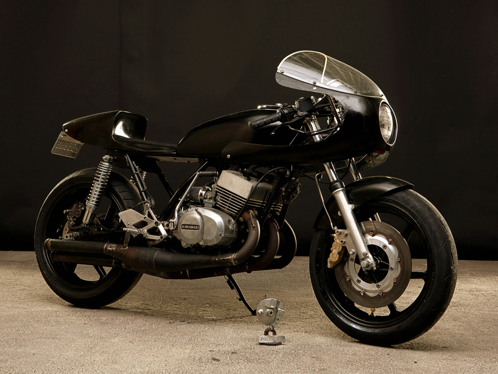 Kawa S3 400 by Vicious Cycles :: via Inazuma Cafe