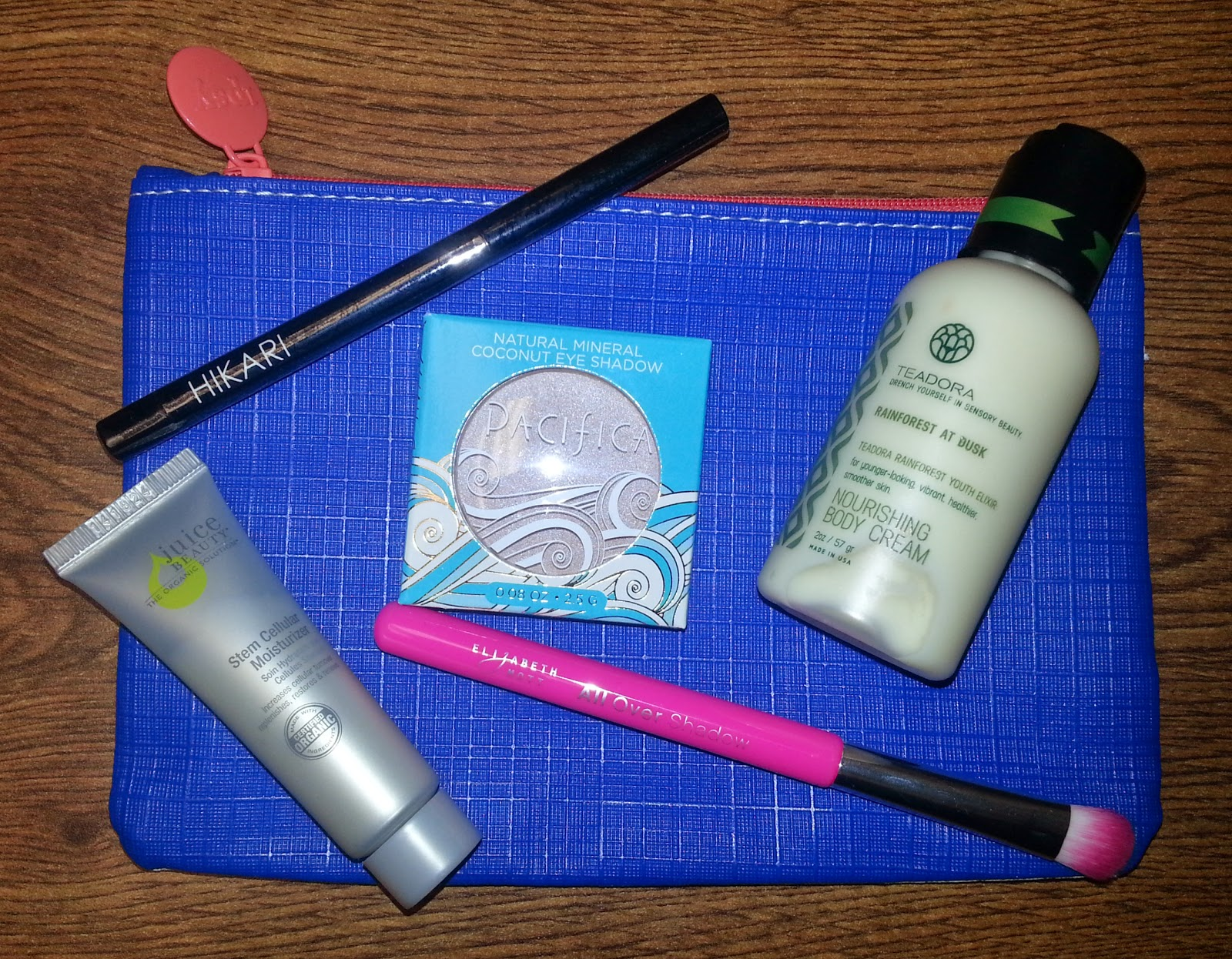 Ipsy Glam Bag January 2015