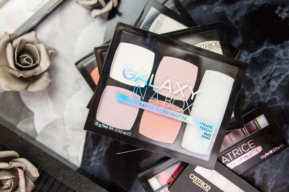 Catrice Galaxy in a Box Holographic Glow Palette