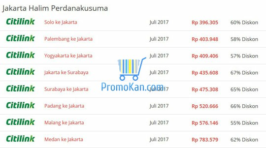 promo harga tiket pesawat semua airlines terbaru september 2018 rh promokan com tiket bus medan ke jakarta tiket jakarta ke medan
