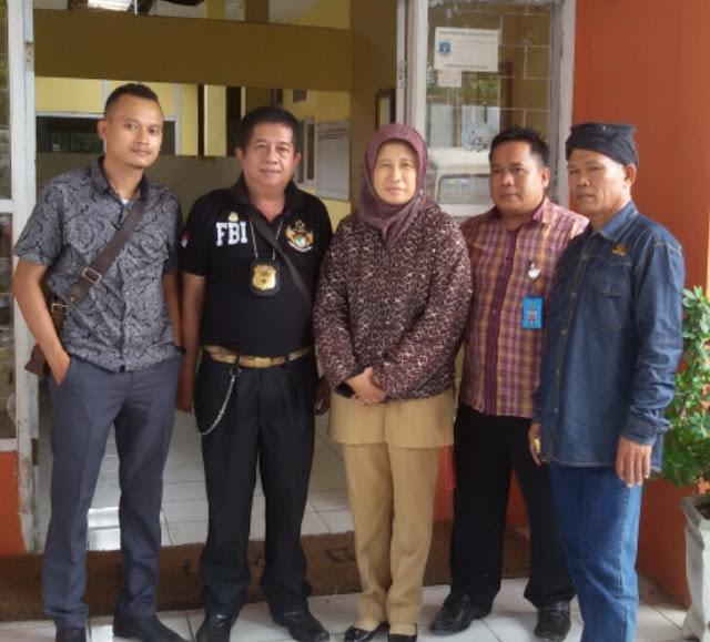 Pegawai Dinas Kesehatan Banten, di laporkan FP yang mencari keadilan Ke P2TP2A Pemprov Banten