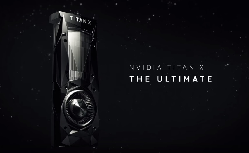 Nvidia's New $1,200 Titan X Graphics Card