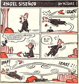 Angel Siseñor, El DDT nº 199
