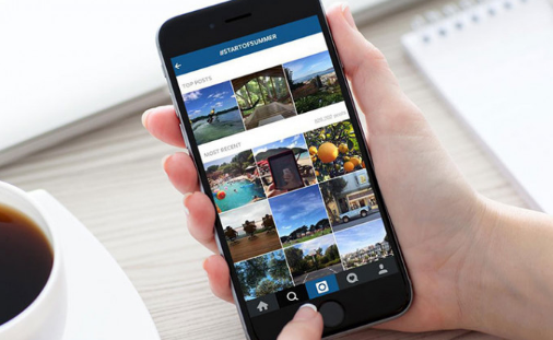 Instagram App for Iphone