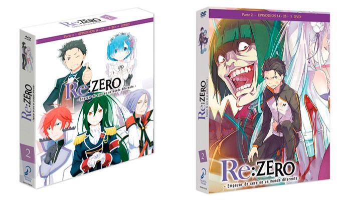 Re:Zero - Parte 2 - Selecta Vision