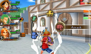 One Piece Romance Dawn PPSSPP CSO