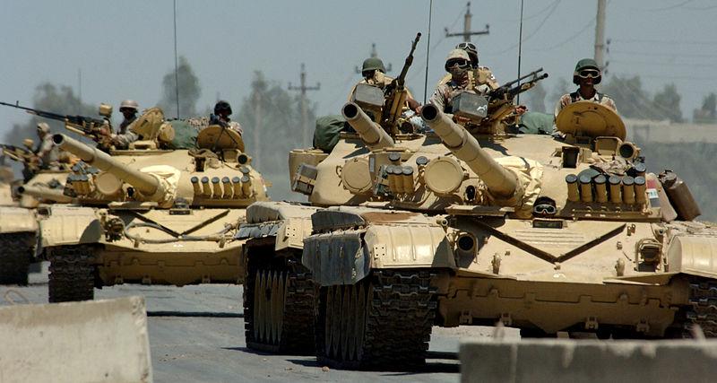 Pentagon Kirim Pasukan Tambahan ke Timur Tengah