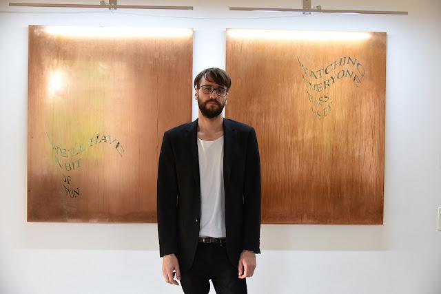 Otvorena izložba mladih umetnika u rezidenciji Ambasade Švajcarske