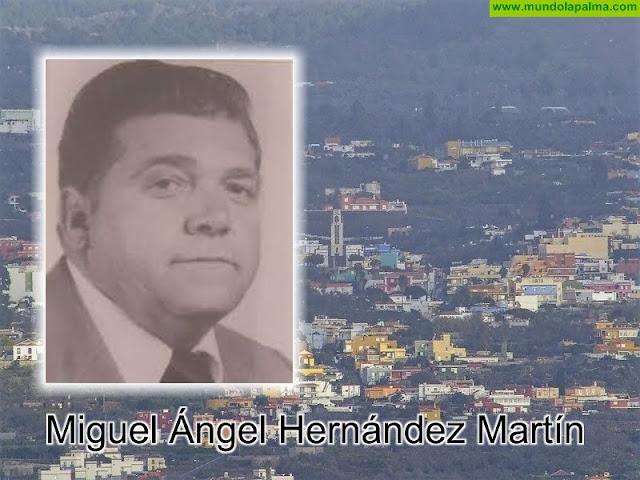 El primer alcalde de la democracia tendrá avenida con su  nombre - Miguel Ángel Hernández Martín