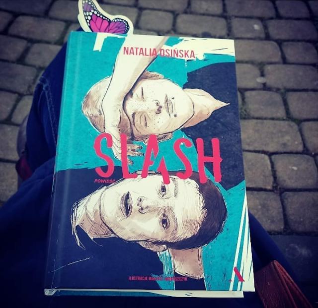 Slash ( Natalia Osińska) - recenzja