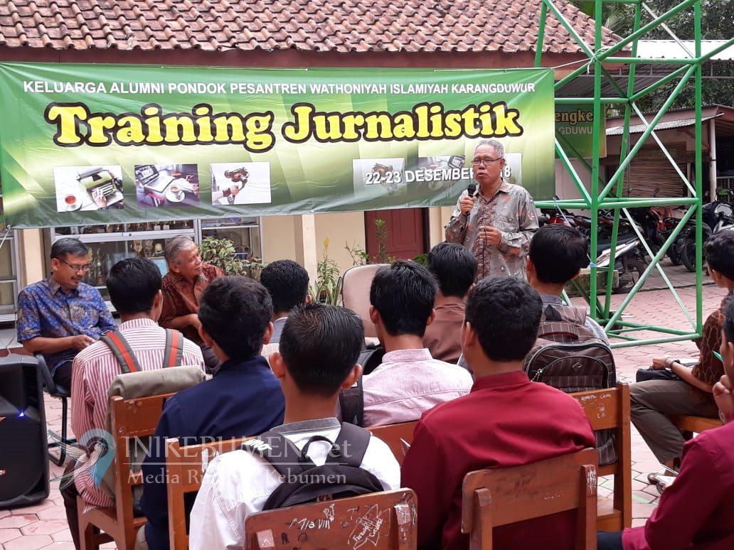 Gerakan Literasi MWI Karangduwur Menuju Madrasah Riset