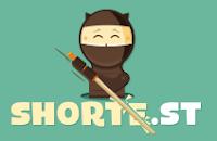 Заработок на сокращении ссылок, лучшие сервисы сокращения ссылок - Shorte.st