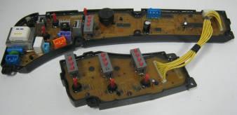 Control circuit (modul/PCB) mesin cuci 1 tabung