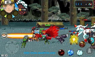 Narsen v1.17.8 Kyubi Rage by Rendy Apk
