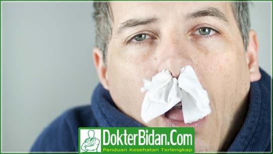 alergi dingin pilek Alergi Dingin Urtikaria - Ciri Penyebab Gejala Dan Cara Mengobati Terampuh