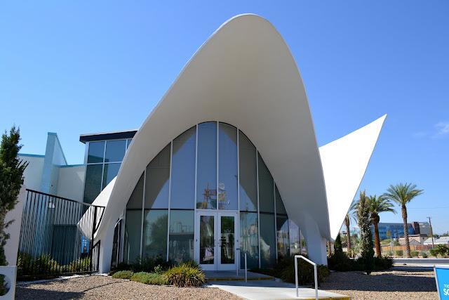 Музей Неона, Лас-Вегас, Невада (The Neon Museum, Las Vegas, NV)