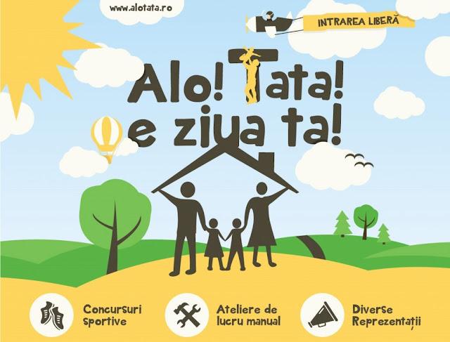 Alo! Tata! e ziua ta! la Timisoara - 13 mai 2018