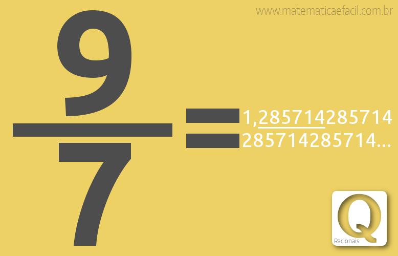 Números Racionais: transformação de frações para decimais