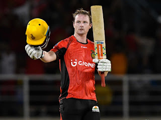 Spotlight :Colin Munro 1st Batsman To Hit 3 T20I Hundreds