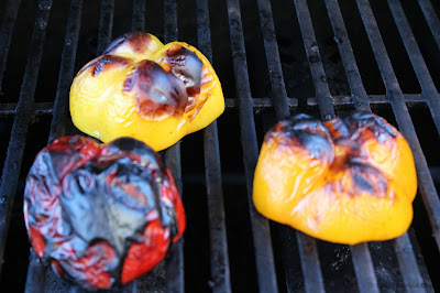 roasting, peppers
