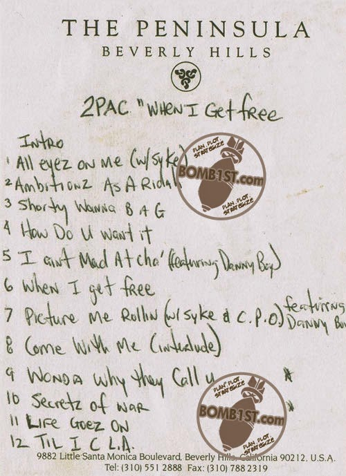 14 Unearthed Facts About 2Pac's 'All Eyez On Me' | REVOLT