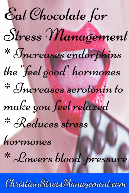 3 Reasons to Eat Chocolate for Stress Management