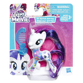 My Little Pony All About Friends Singles Rarity Brushable Pony