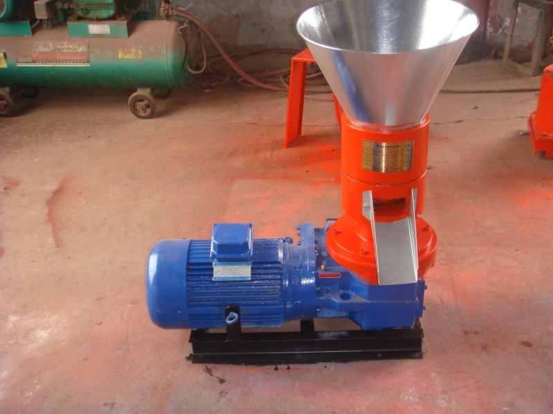 Flat die pellet mill machine pelletizer