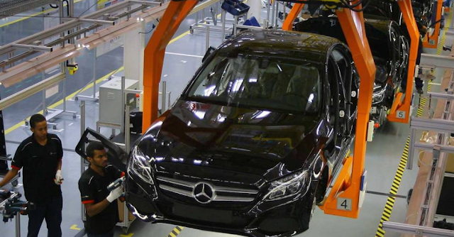 Uber Allegedly Ordered a Whole Bunch of Mercedes S-Classes. Here's What's Really Happening