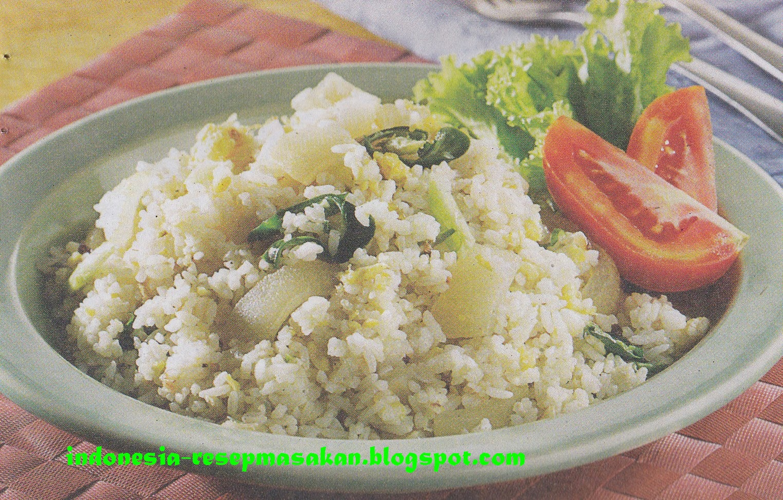 Resep Cara Membuat Nasi Goreng Kikil Pedas  Kumpulan