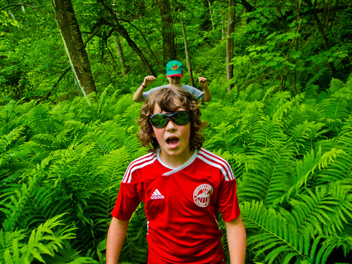 Lions Den Gorge Natural Area - Grafton WI