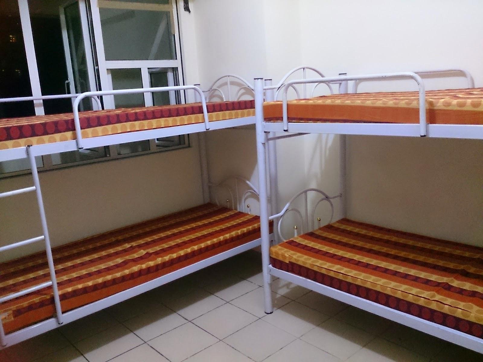 Ortigas Bedspace Condoshare Room For Rent Apartment