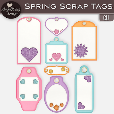Spring Freebies for You!