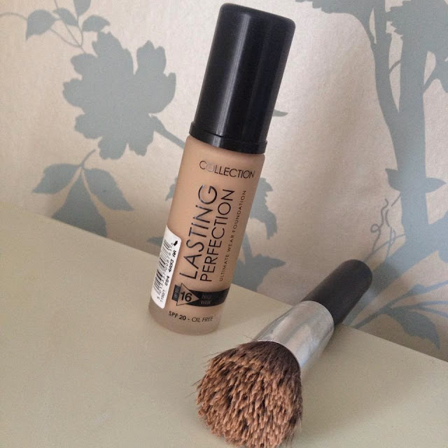 Collection Lasting Performance Foundation Review
