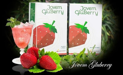 Gluberry Collagen Drink