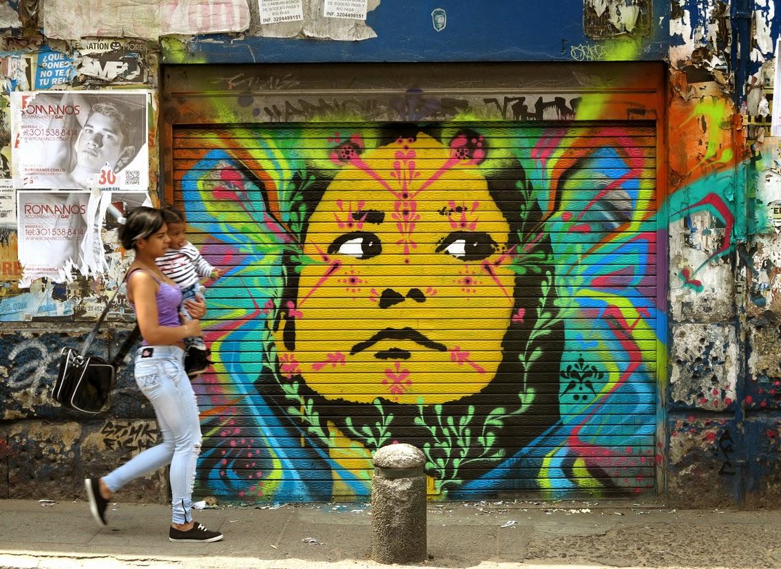 Art Street en Bogotá