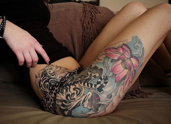 6 tatuagens íntimas que valorizam o corpo da mulher (Imagem: Reprodução)