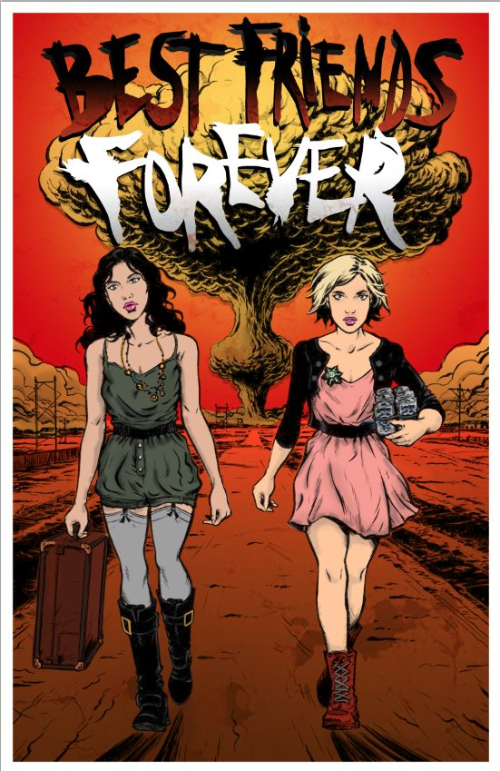 Best Friends Forever (2013) Movie Download Hindi 300MB – Worldfree4u