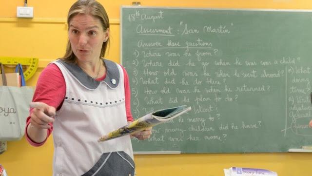 OTRA POLÉMICA EN EL AULA: Los futuros docentes, a examen