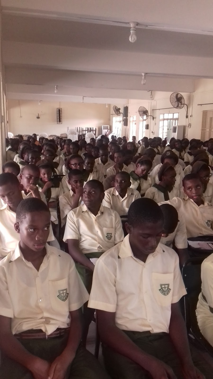 BrandArena: AICL Education Storms Lagos Schools, Unveils Career ...