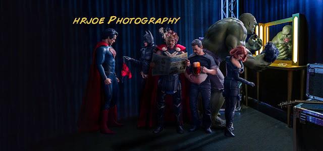 11 Foto Superhero ini Pasti Dijamin bisa Buat Kamu Senyum-senyum Sendirian!