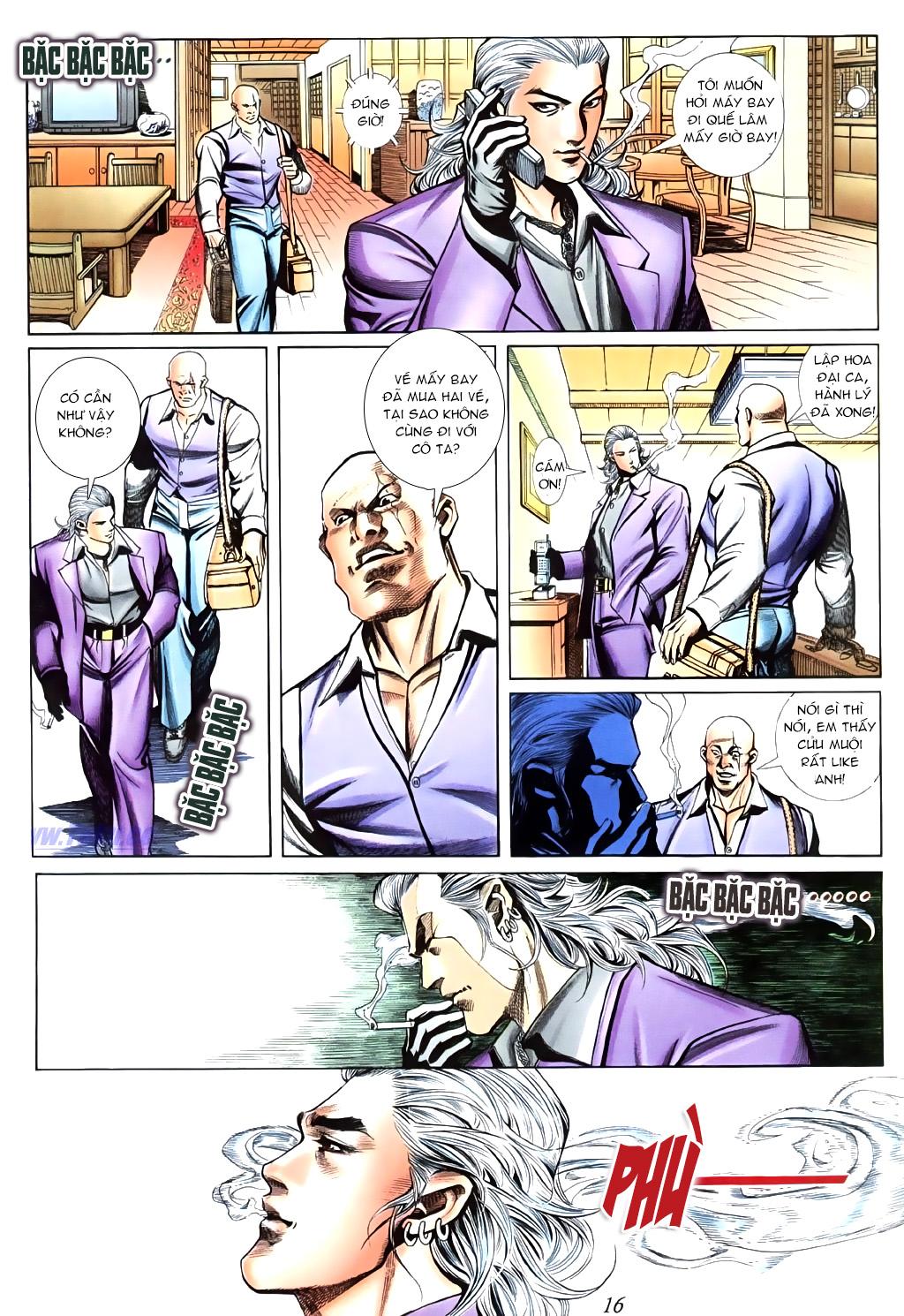 Người Trong Giang Hồ chapter 430 trang 12