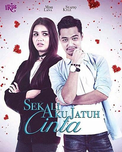 Sinopsis drama Sekali Aku Jatuh Cinta TV3, pelakon dan gambar drama Sekali Aku Jatuh Cinta TV3