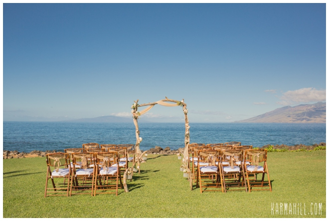 Maui Wedding Venues styled upgrade